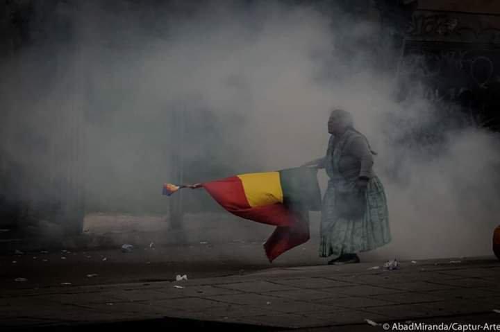#Bolivia Represión, muerte y persecución