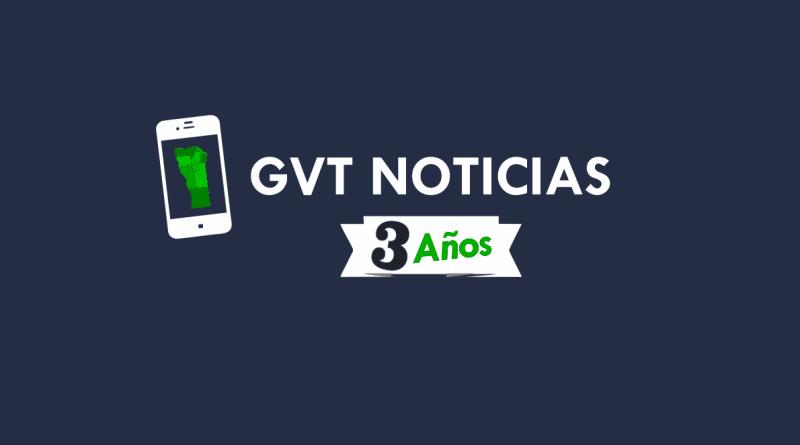 GVT Noticias, Logo, Portada,