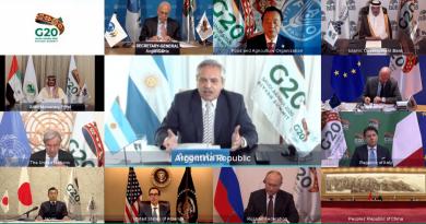 Alberto Fernández G20