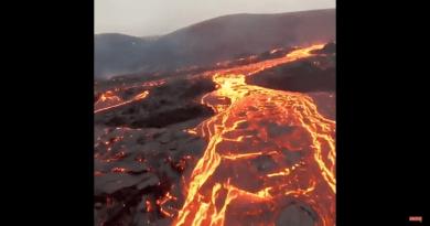 ríos de lava en Islandia