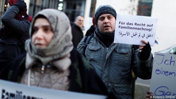 آلاف اللاجئين في ألمانيا ينتظرون لم شمل عائلاتهم