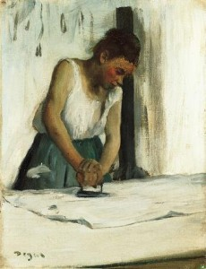 Laundress (Norton Simon Museum)