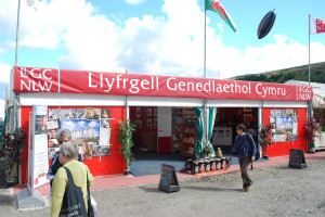 National Library of Wales at the National Eisteddfod