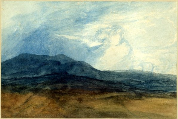 Cotman Cader Idris British Museum