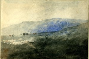 John Sell Cotman in Wales