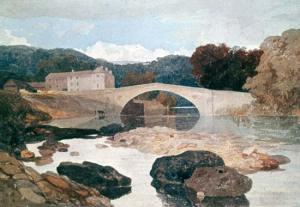 Cotman Greta Bridge
