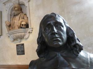 John Milton and John Speed