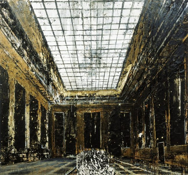 Anselm Kiefer, Interior