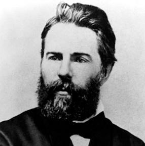 HermanMelville portrait