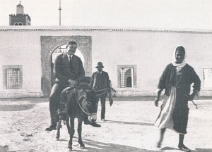 Macke and Klee in Tunisia