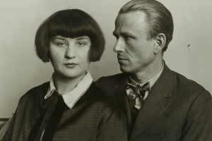 August Sander and his Germans