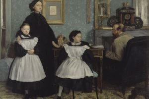 Laura Cumming and Degas' 'The Bellilli Family'