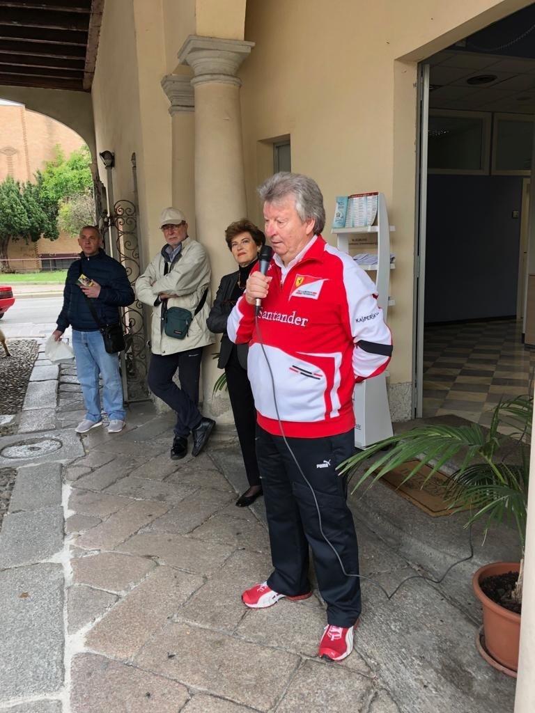 INTERVISTA ALL'AVVOCATO PIERANTONIO GIUSSANI. IL MUSEO ONDA ROSSA E LE TANTE ECCELLENZE ITALIANE.