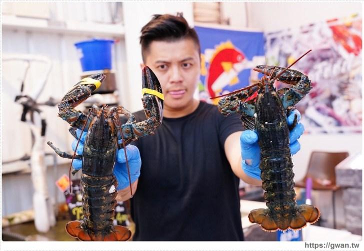 00ecc49391fba1d105492f532adddeaf - 熱血採訪 台中最大海鮮超市!泰國蝦超便宜,烤肉串燒通通買的到!