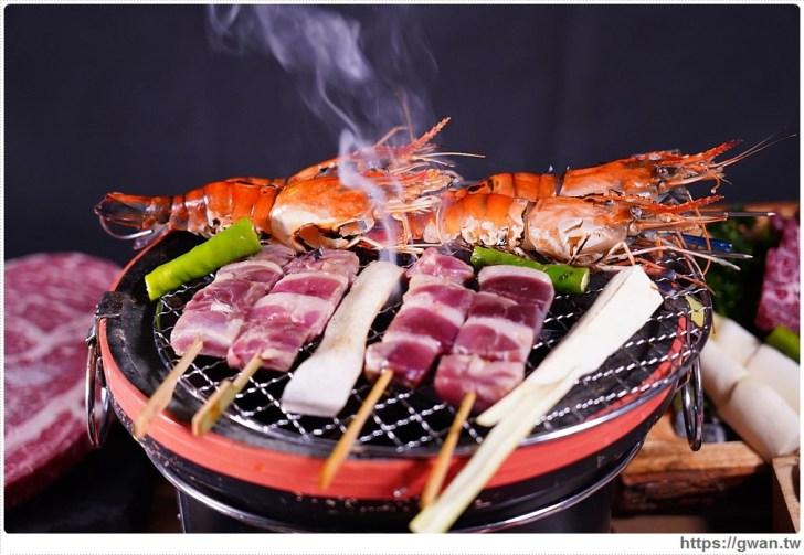 12aaea1643f671d47ef79f8dae48cafa - 熱血採訪 台中最大海鮮超市!泰國蝦超便宜,烤肉串燒通通買的到!