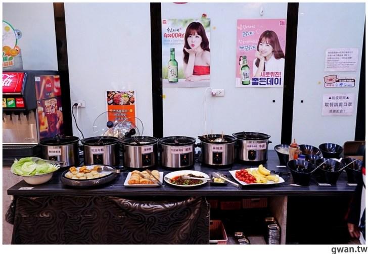 20201215213438 77 - 熱血採訪|台中韓式烤肉吃到飽!烤肉、熱湯、小菜任你吃最低只要369元,周年慶期間還免收服務費~