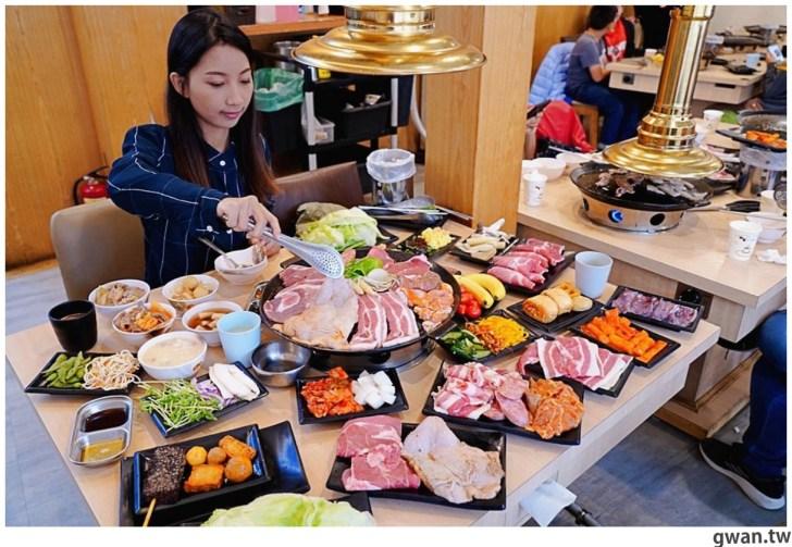 20201215213536 81 - 熱血採訪|台中韓式烤肉吃到飽!烤肉、熱湯、小菜任你吃最低只要369元,周年慶期間還免收服務費~
