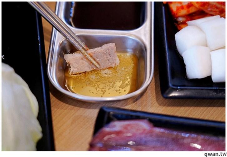 20201215213552 82 - 熱血採訪|台中韓式烤肉吃到飽!烤肉、熱湯、小菜任你吃最低只要369元,周年慶期間還免收服務費~