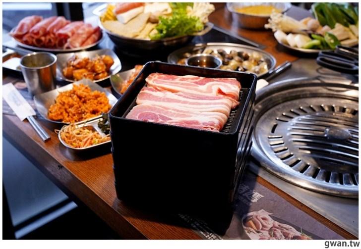 20210122144710 51 - 熱血採訪|台中烤肉火鍋吃到飽,平日午餐學生只要399,用餐時間人潮滿滿!