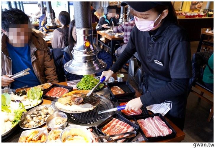 20210122144805 29 - 熱血採訪|台中烤肉火鍋吃到飽,平日午餐學生只要399,用餐時間人潮滿滿!