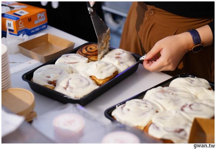 20210131233621 83 - 托比美式冰淇淋,最近超夯的美式肉桂捲,假日才出爐,只有週三可以預訂喔!
