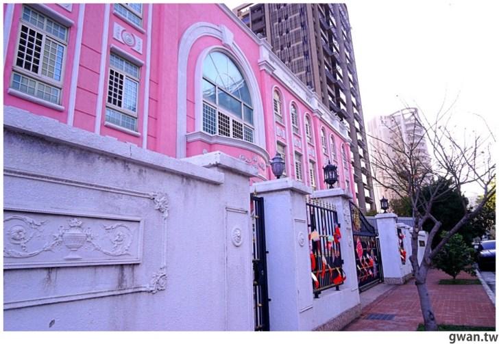 20210213230905 86 - 以為在國外!台中超夢幻的粉紅城堡居然是幼兒園~