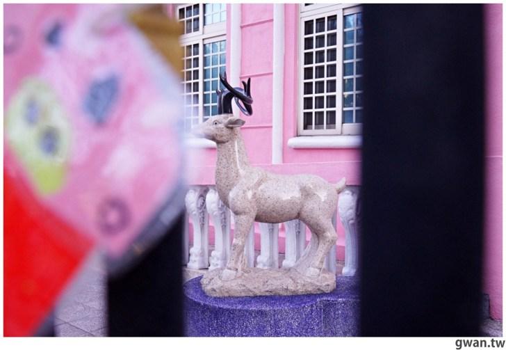 20210213230907 57 - 以為在國外!台中超夢幻的粉紅城堡居然是幼兒園~