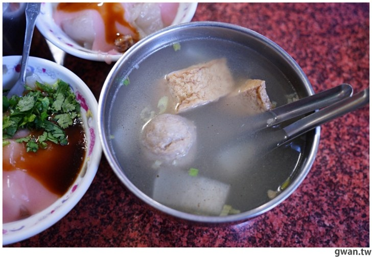 20210214000001 7 - 每天營業不到4小時,在地人從小吃到大的肉圓,綜合湯只要20元!