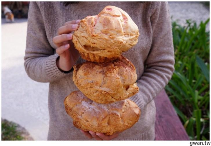 20210501194543 47 - 巷子裡的低調麵包店,隱藏版巨無霸泡芙你吃過嗎?
