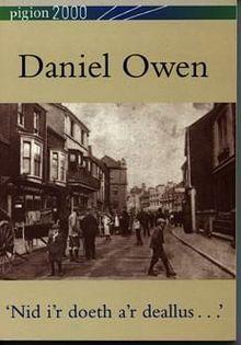 220px-Pigion_2000_Daniel_Owen_-_'Nid_i'r_Doeth_a'r_Deallus'_(llyfr)