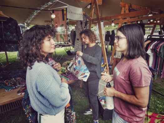 #VOCKSDiary LAAX Vintage Days 2019 Suzanna Vock Curator Hanimanns Sina Candrian