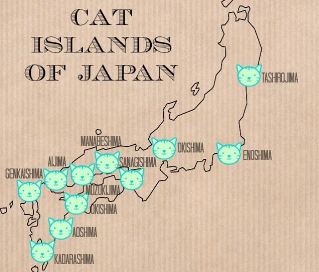 gwendalperrin.net cat islands of japan