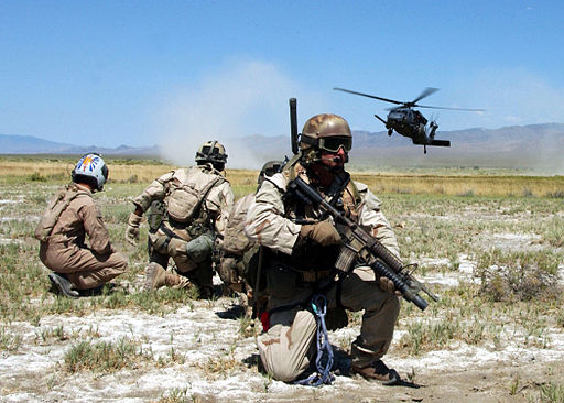 pararescue training exercise