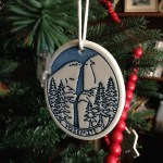 Yosemite ornament