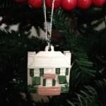 Bermuda house ornament