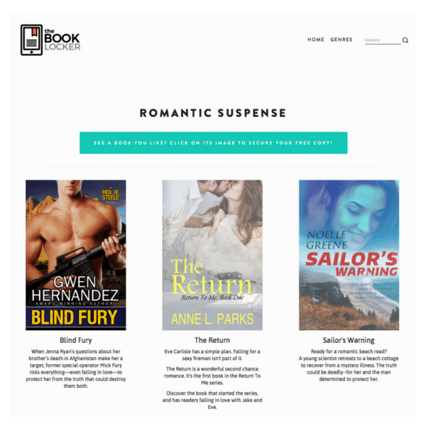 Romantic Suspense: 16 Free Romantic Suspense Books