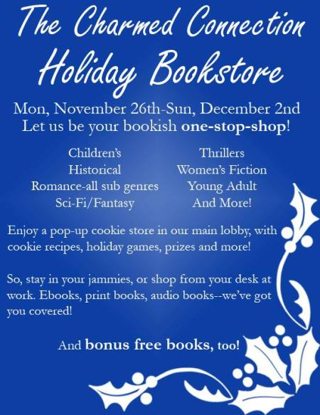 Holiday Bookstore flyer