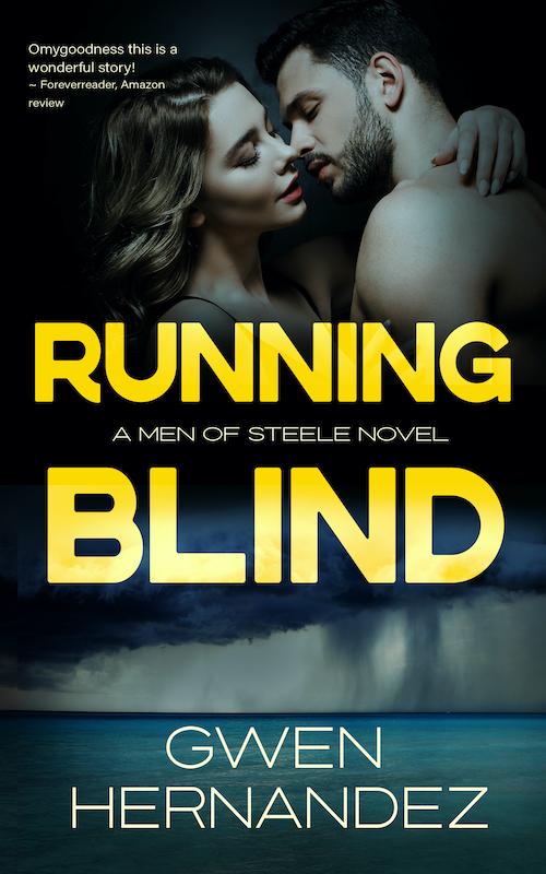 Running Blind cover