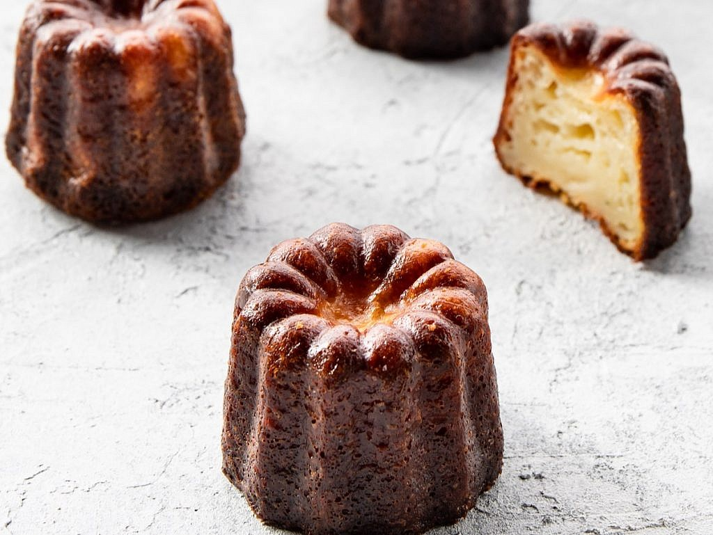 Cannelés - Gwenn's Bakery