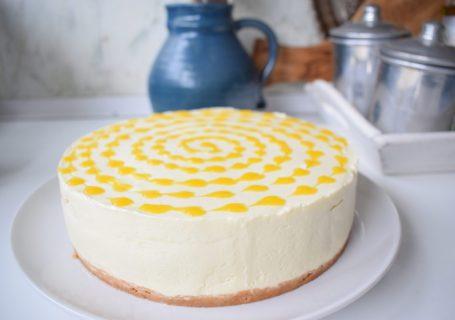 Mango Cheesecake - Gwenn's Bakery