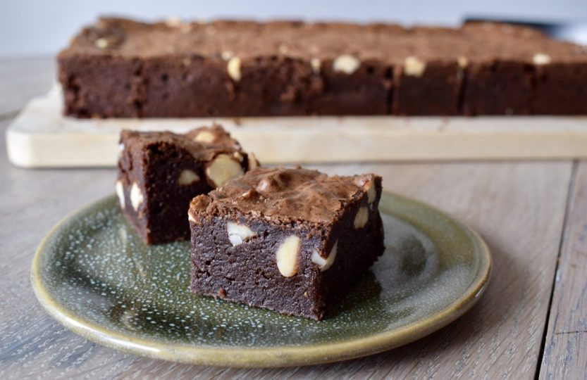 Super fudge Brownies - Gwenn's Bakery