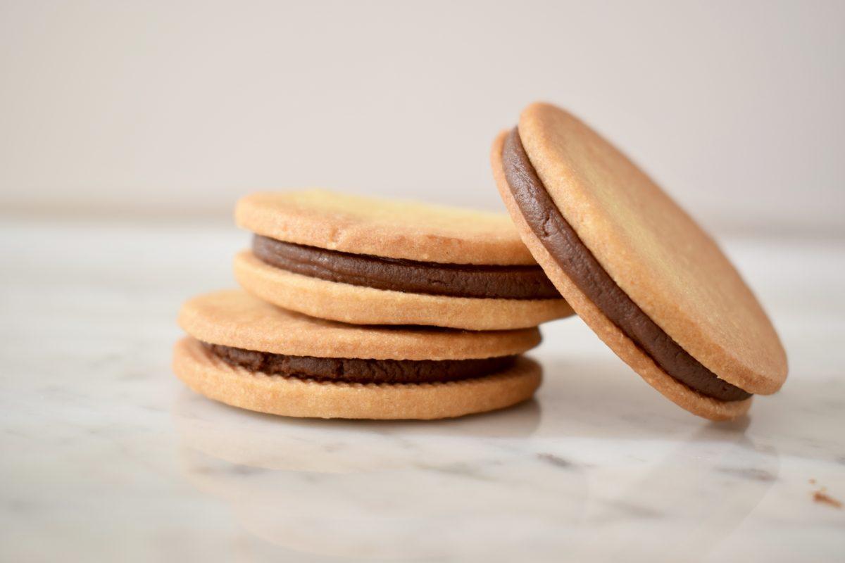 zanddeeg koekjes recept