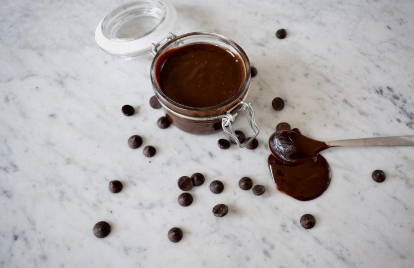 Chocolade Ganache - Gwenn's Bakery