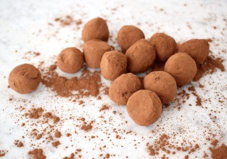 Chocolade Truffels - Gwenn's Bakery