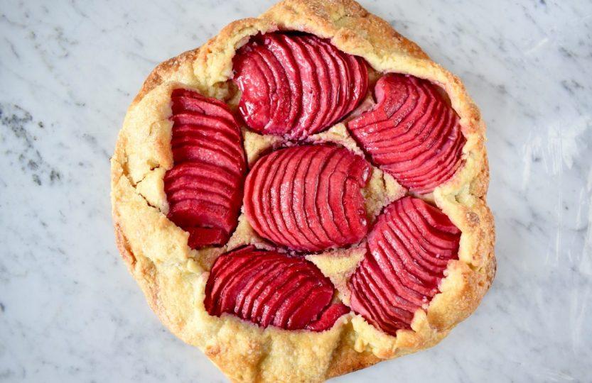 Rode Appel Galette - Gwenn's Bakery
