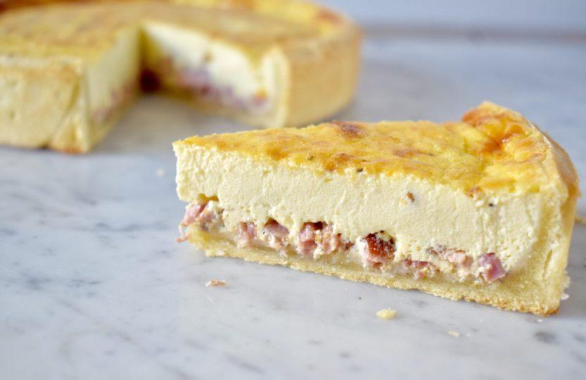 Quiche Lorraine - Gwenn's Bakery