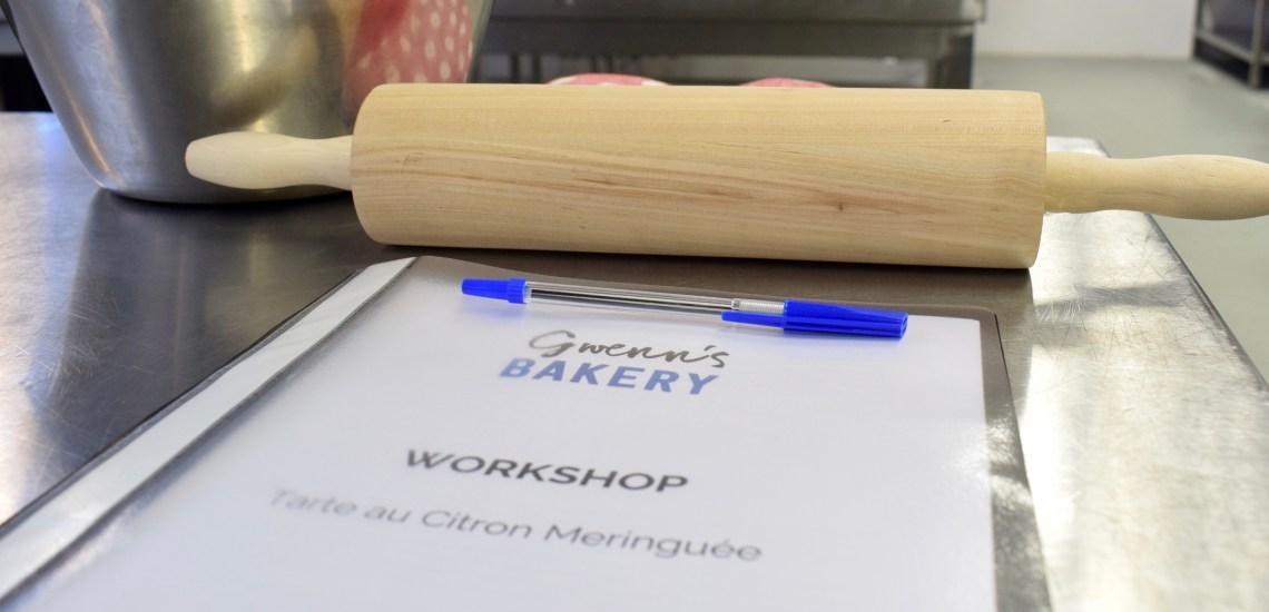 Workshop Patisserie - Gwenn's Bakery