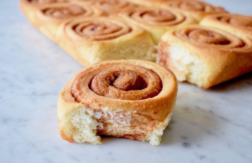 Cinnamon Rolls - Gwenn's Bakery