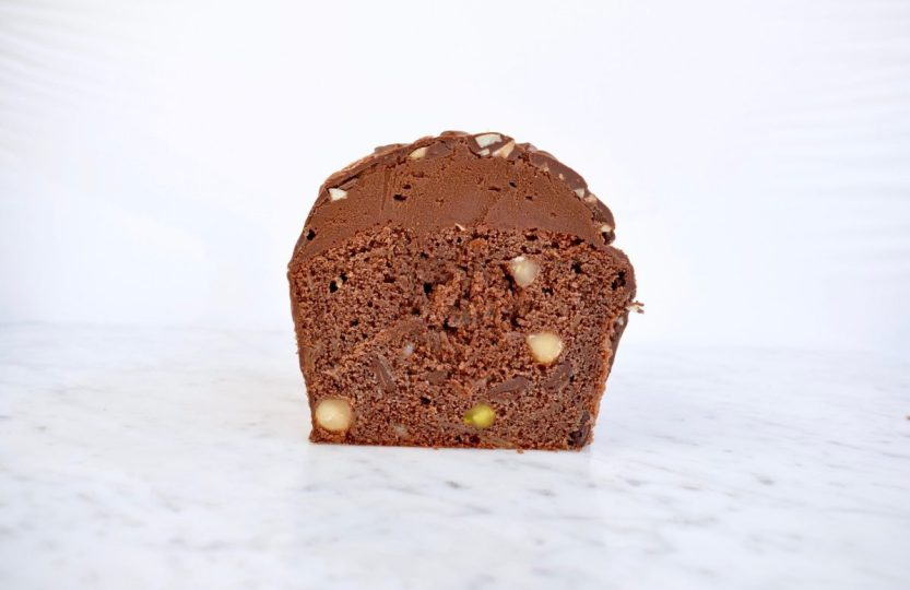 Chocolade cake met ganache - Gwenn's Bakery