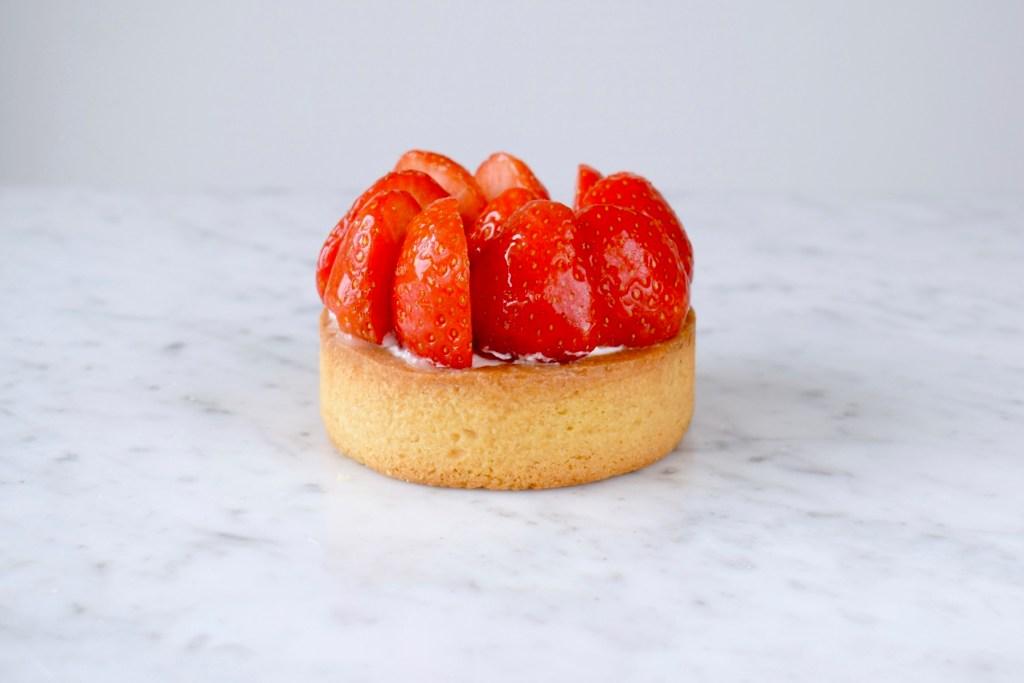 Aardbeien tartelettes - Gwenn's Bakery